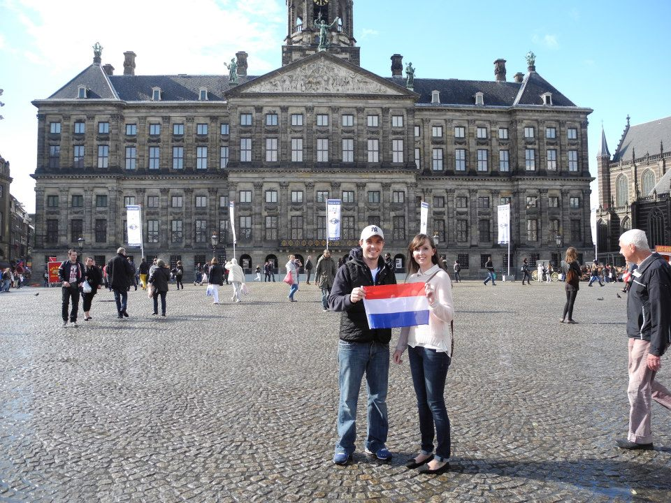 Amsterdam has been checked off our capital city challenge
