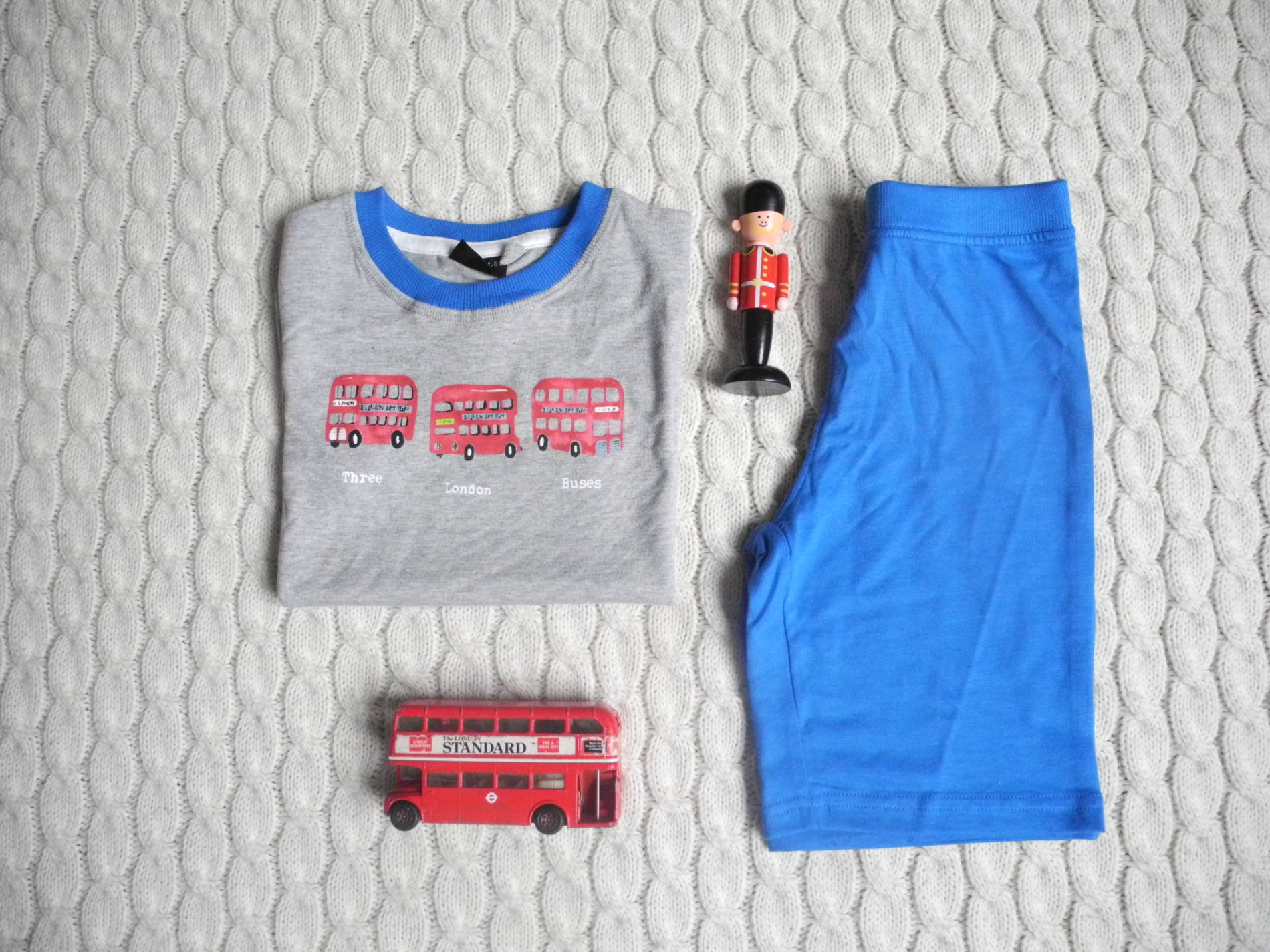 London transport pyjamas, £22