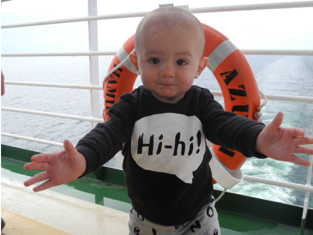 P&O Baltic cruise with a toddler