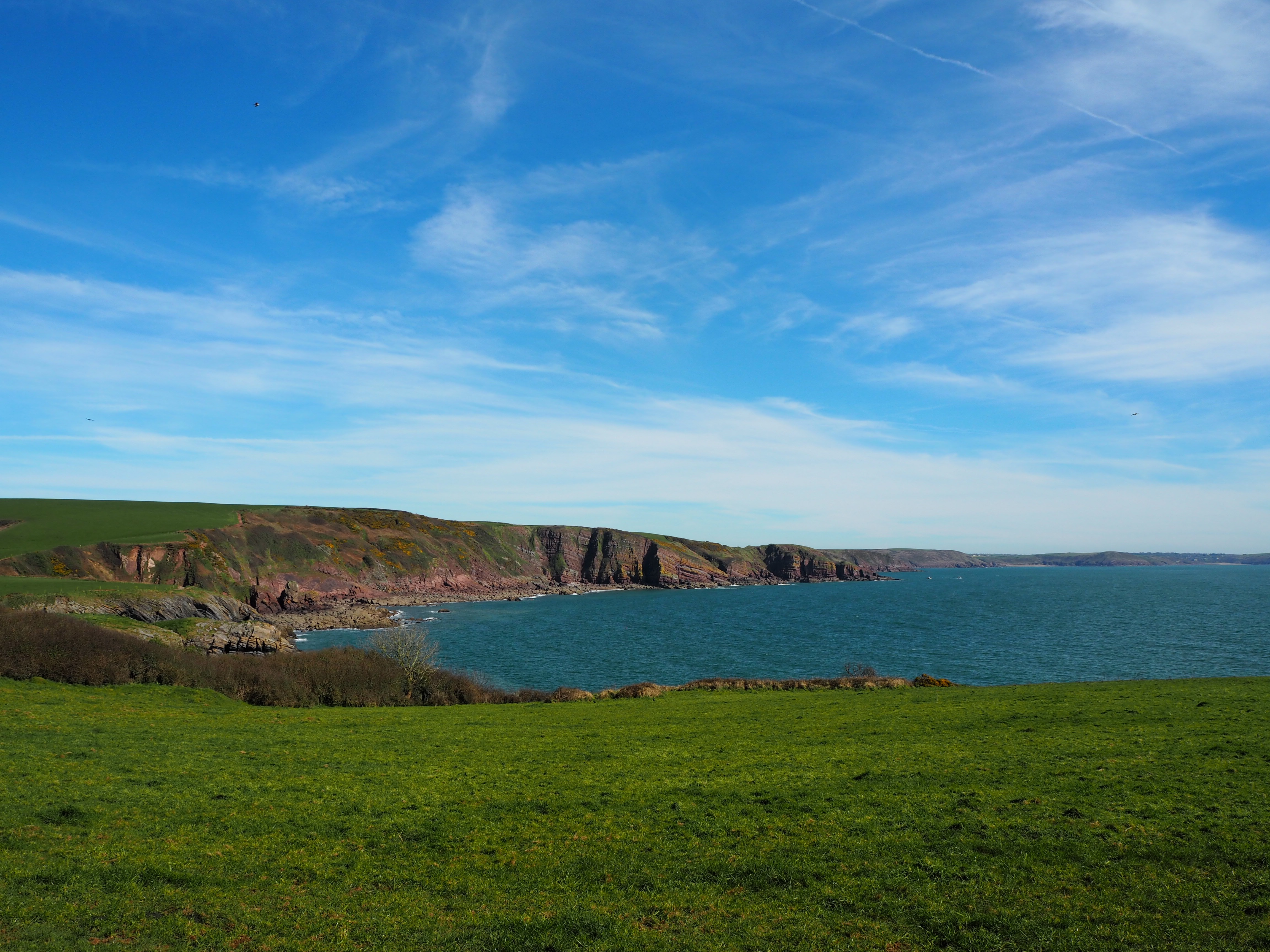 Stackpole and Barafundle