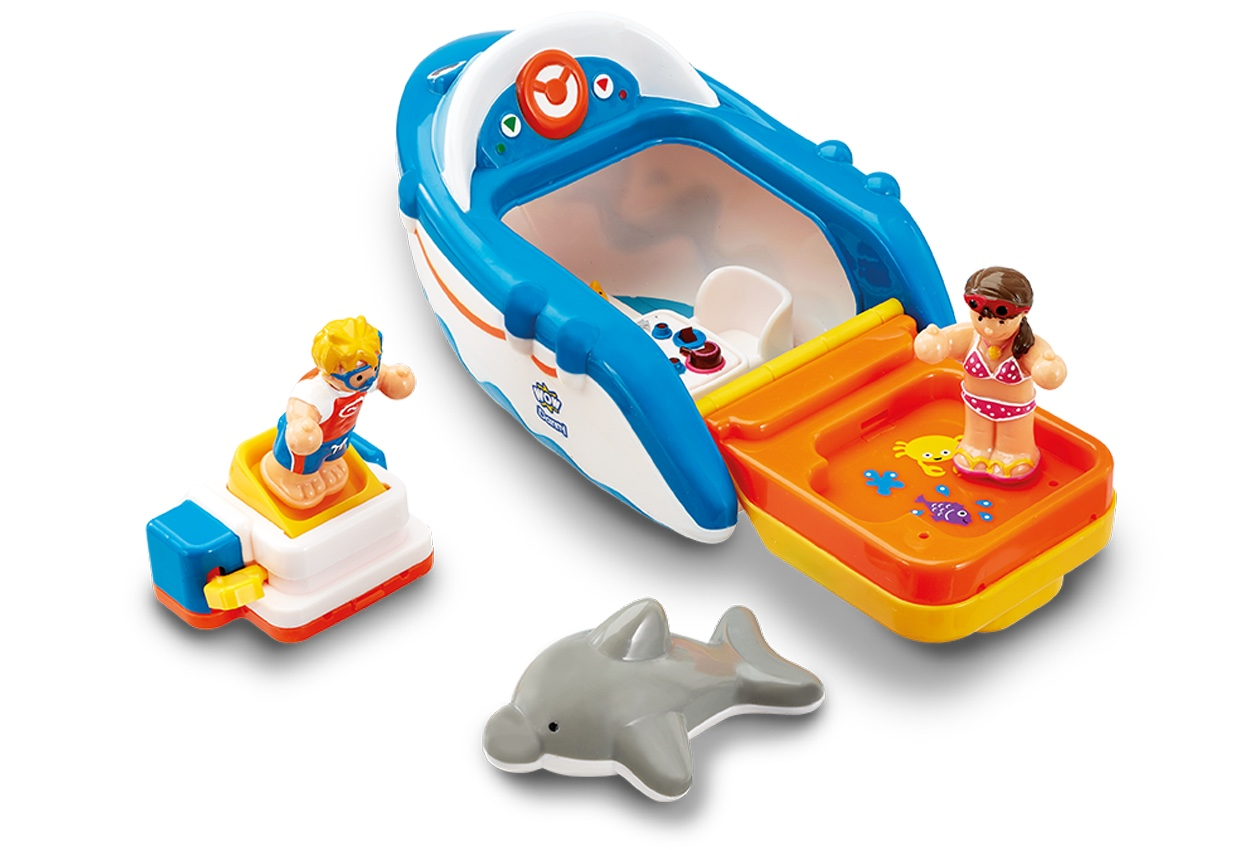 Danny's Diving Adventure WOW Toys